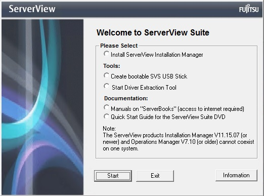 What's New in ServerView Installation Manager